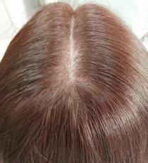 简单的傻瓜式的盖白发方法